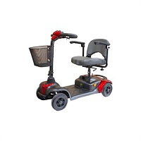 Choosing Between 3 and 4-Wheel Scooter