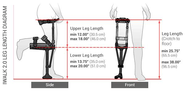 /iWALK 2.0 Hands Free Knee Crutch