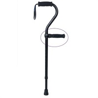 Stand-Up Cane Handle
