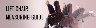 Measuring Guide for Lift Chairs