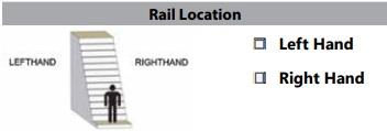Rail Location