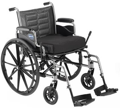 Invacare Tracer SX5 22 Inches Flip-Back Desk-Length Arms Wheelchair