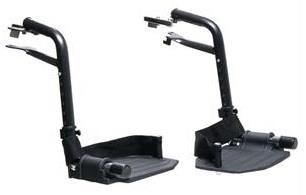Graham-Field Everest and Jennings Wheelchair Footrest