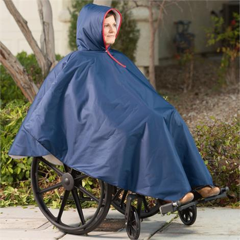 CareActive Wheelchair Winter Poncho